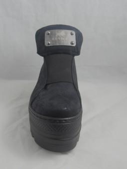 Дамска спортна обувка на платформа