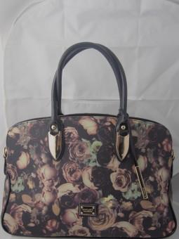 Дамска чанта с рози