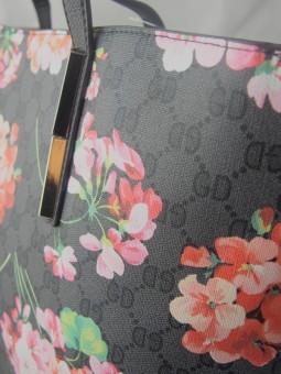 Стилна чанта цветен принт