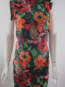 Ежедневна рокля с цветя