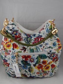 Цветна дамска чанта