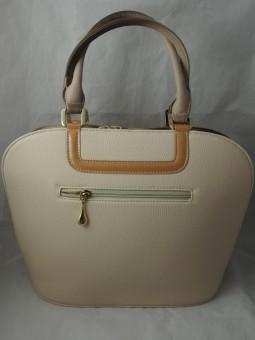 Елегантна кафява чанта