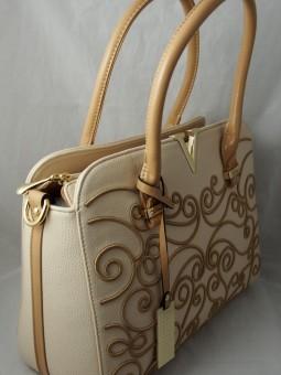 Дамска чанта с шевици