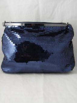 Дамска чанта с пайети