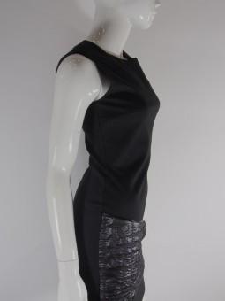 Черна рокля Explosion