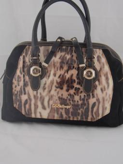 Леопардова луксозна чанта