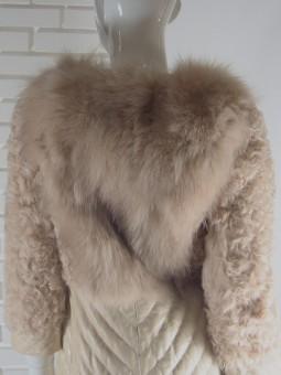 Кожено дамско яке