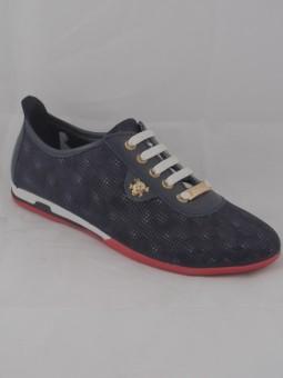 Спортна обувка от текстил