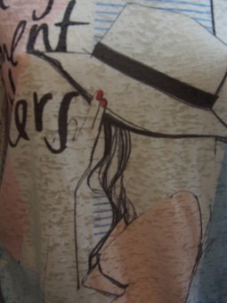 Финна дамска блузка