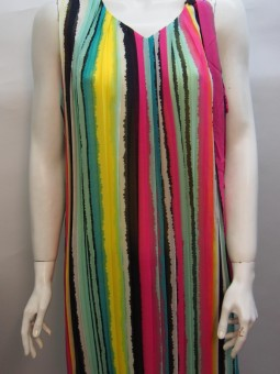 Дамска рокля на плисета