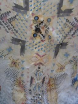 Дамска риза от две части