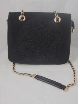 Дамска  елегантна чанта с дълга дръжка