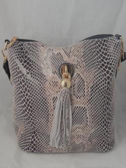 Малка дамска чанта с дълга дръжка