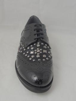 Дамска ежедневна обувка от естествен лак